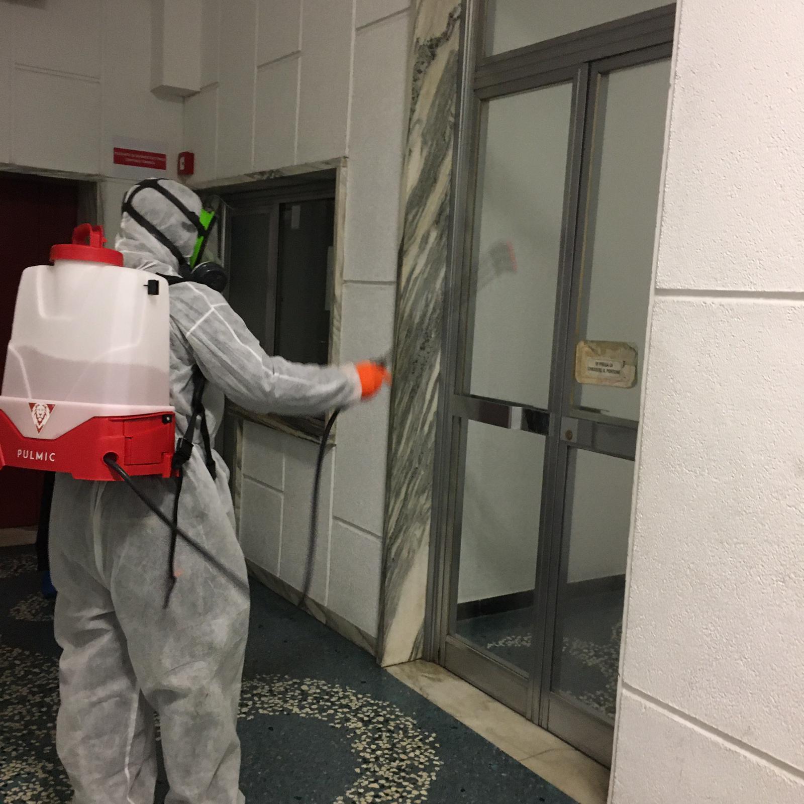 Sanificazioni Genova
